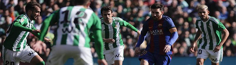 Real Betis ve Barcelona maçının bahis tahminini sizlerle paylaştık.
