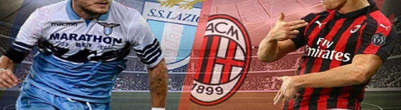 Milan - Lazio karşılaşmasının iddaa tahminlerini yazımızda bulabilirsiniz.