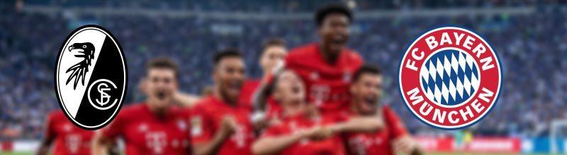 Freiburg - Bayern Münih bahis tahminleri
